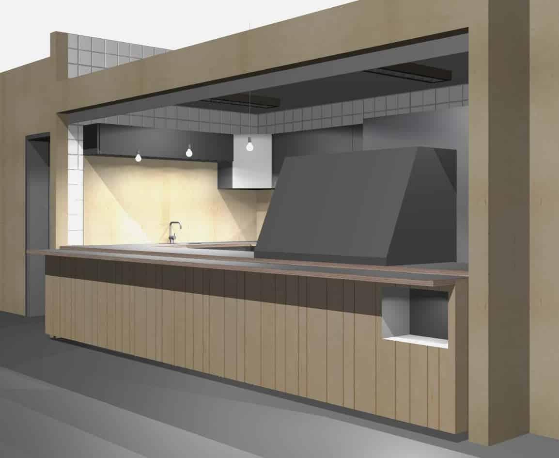 Sellan kahvila - Sisustussuunnittelu | Karu of Nord